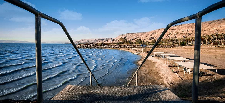 חוף כפר כנרת